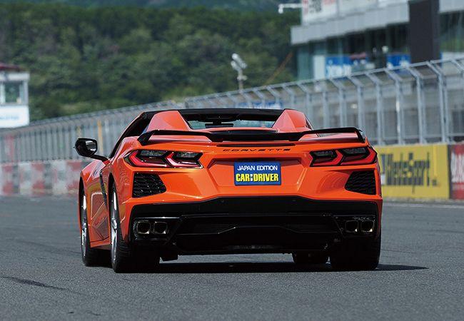 「最新スポーツ解説」MR+右ハンドルに大変身! 新型シボレー・コルベットが提唱するスーパースポーツの方向性