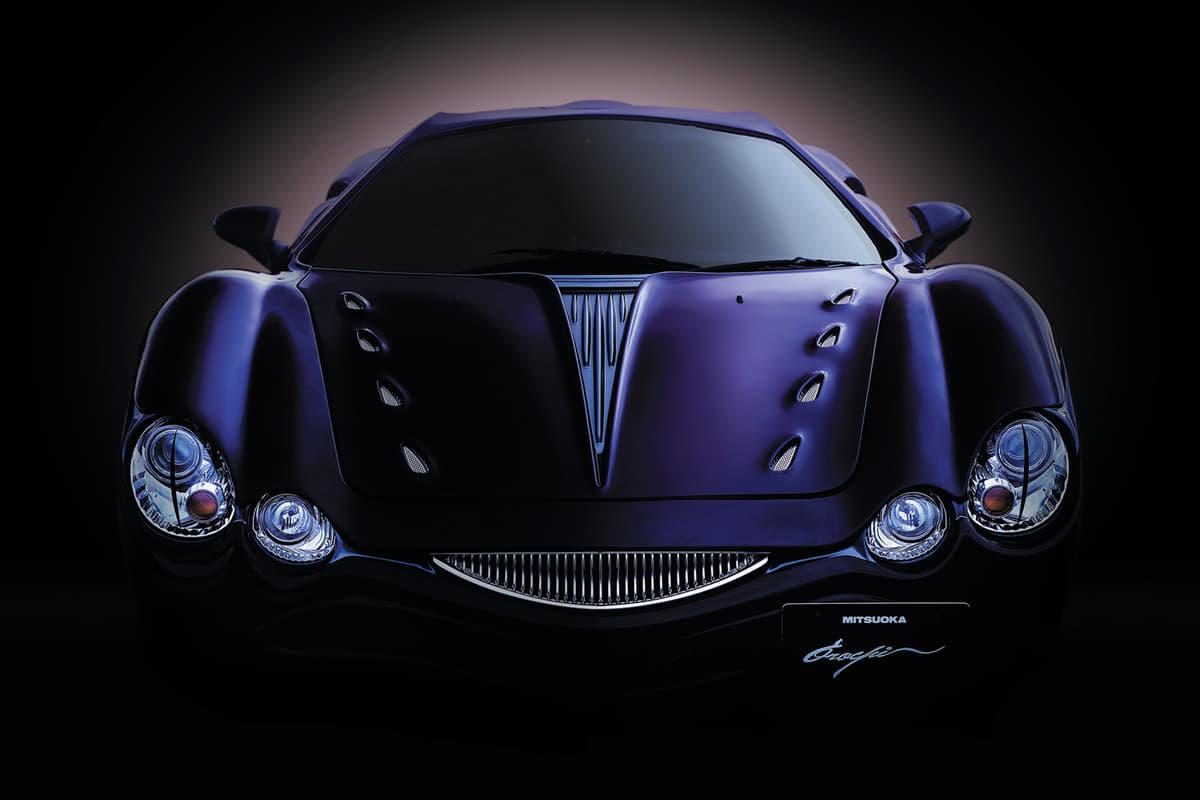 「デビルマン」や「エヴァ」コラボも存在! 日の丸スーパーカー「光岡オロチ」伝説