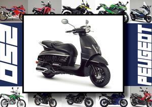 プジョー「ジャンゴ 150 ABS」いま日本で買える最新250ccモデルはコレだ!【最新250cc大図鑑 Vol.045】-2020年版-