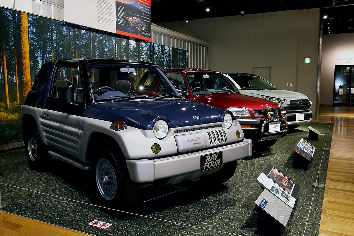 貴重なコンセプトカー蔵出し!30年前の未来のクルマは、今にどう繋がっているのか?|トヨタ博物館 企画展|
