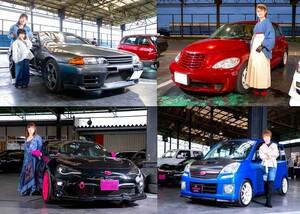 「ネオクラGT-R」に「ピンク86」! オンナだらけのカーショー「GCC 2021」で愛車拝見