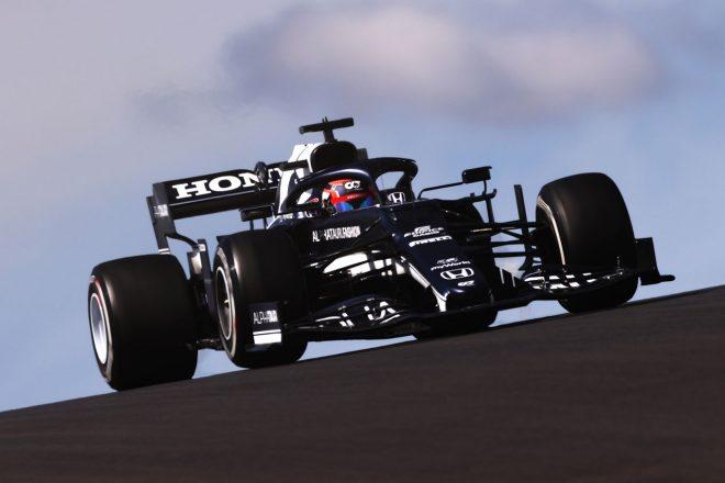 【角田裕毅F1第3戦密着】全力を尽くすも「まったくペースがなかった」序盤からグリップ不足の一方、タイヤの理解も進む