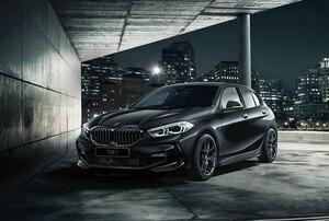 10台限定! 「BMW1シリーズ」で漆黒の「118dピュア・ブラック」が受注開始