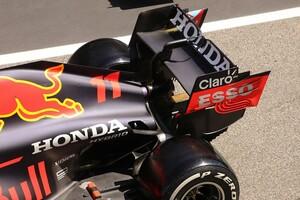 リヤウイングの耐荷重テスト厳格化も、渦中のレッドブルF1は強気「タイトル争いに影響ない」