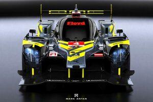 LMP1プライベーターのバイコレス、ル・マン24時間向けのカラーリングを発表