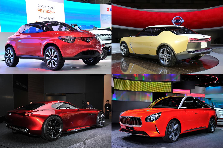 「カッコイイ」と評価も上々! なのに「市販しない」コンセプトカーを自動車メーカーが作るワケ