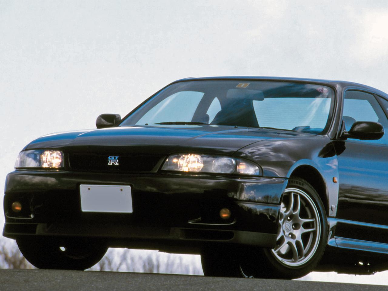 【平成スポーツPVランク第4位】日産 スカイラインGT-R(BCNR33型:1995年1月発売)