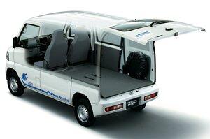 アイ・ミーブと共にミニキャブ・ミーブが2021年3月で生産終了。後継車はないらしい?