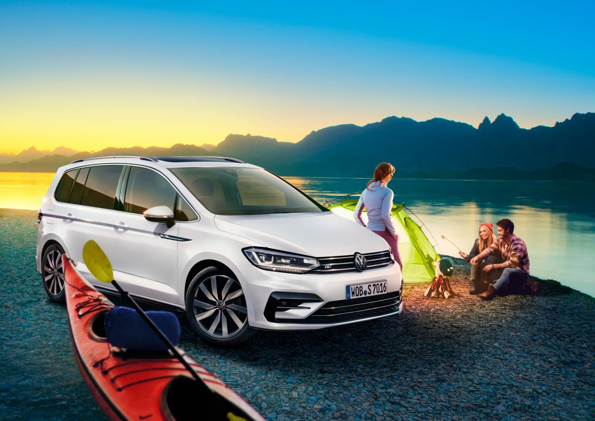 VWゴルフ トゥーランが仕様変更! パワートレインの変更や最新インフォテイメントを採用し利便性向上