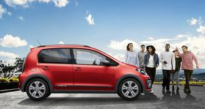 VWのスモールカー「up!」にクロスオーバー仕様! 「cross up!」が限定販売を開始