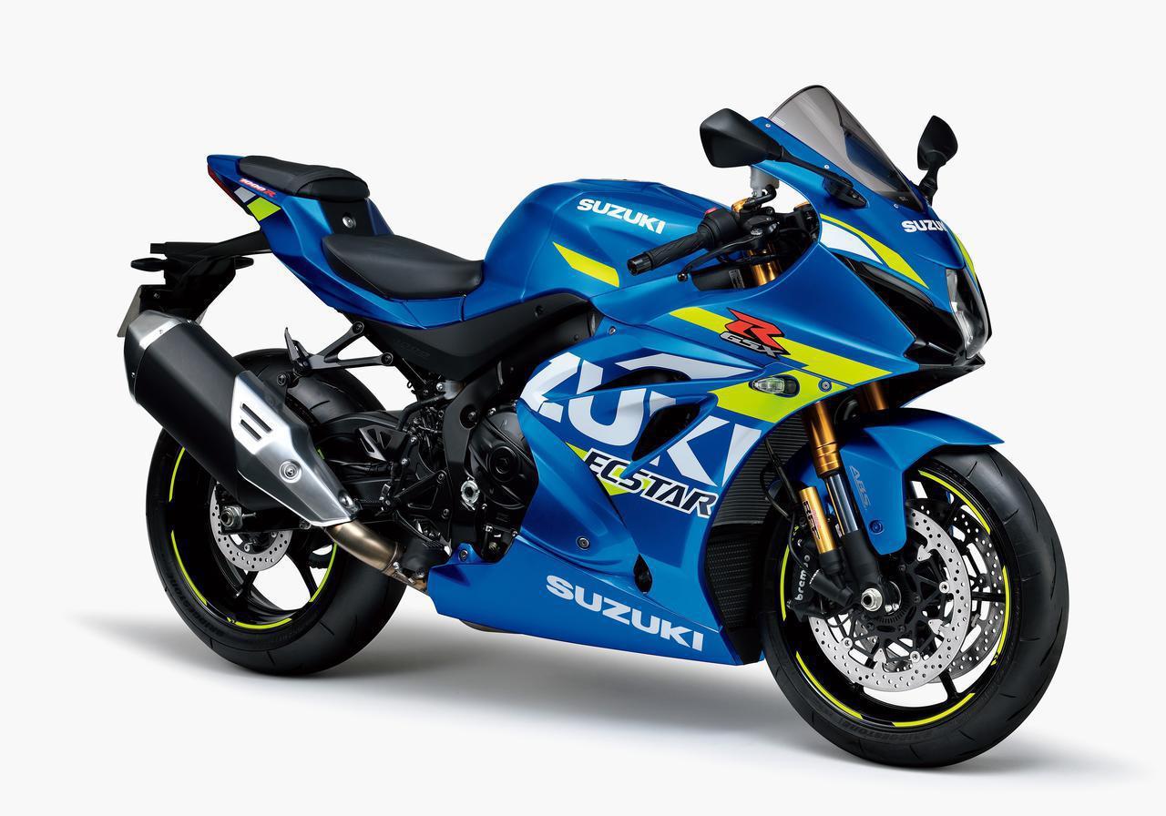 スズキ「GSX-R1000R」【1分で読める 2021年に新車で購入可能なバイク紹介】
