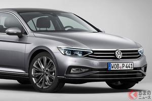 もうすぐ日本上陸! VW改良新型「パサート」はどう進化した?