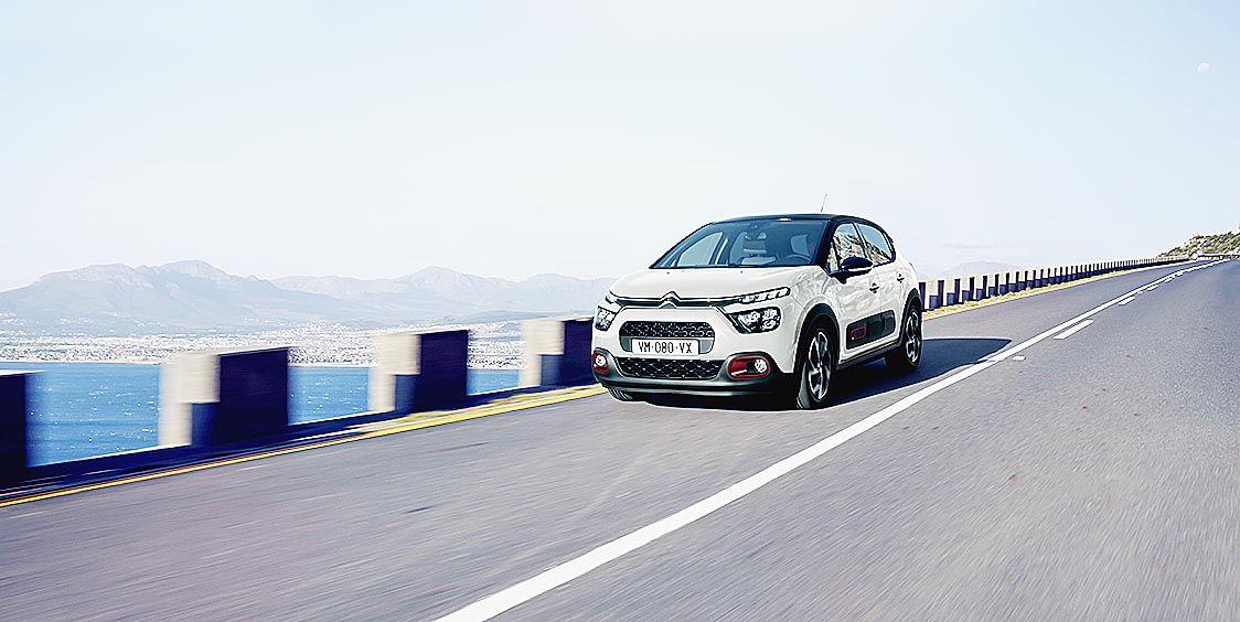 PSAジャパン、シトロエンC3の特別仕様車「Cシリーズ」発売 マット仕上げの赤を内外装に採用
