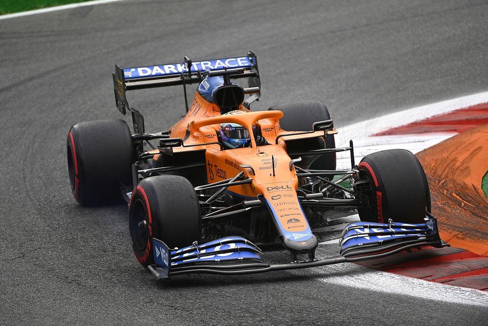 悔しさはレースで吹き飛ばす! マクラーレンのリカルド、ドライでの今季予選ベストリザルトも「内なる怒り」を感じる