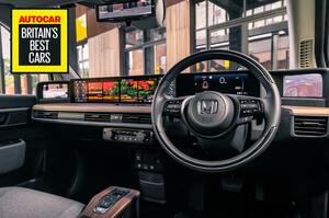 【車載テクノロジーの2020ベスト】ホンダe ソフトとハードの見事な融合 英国編集部選出