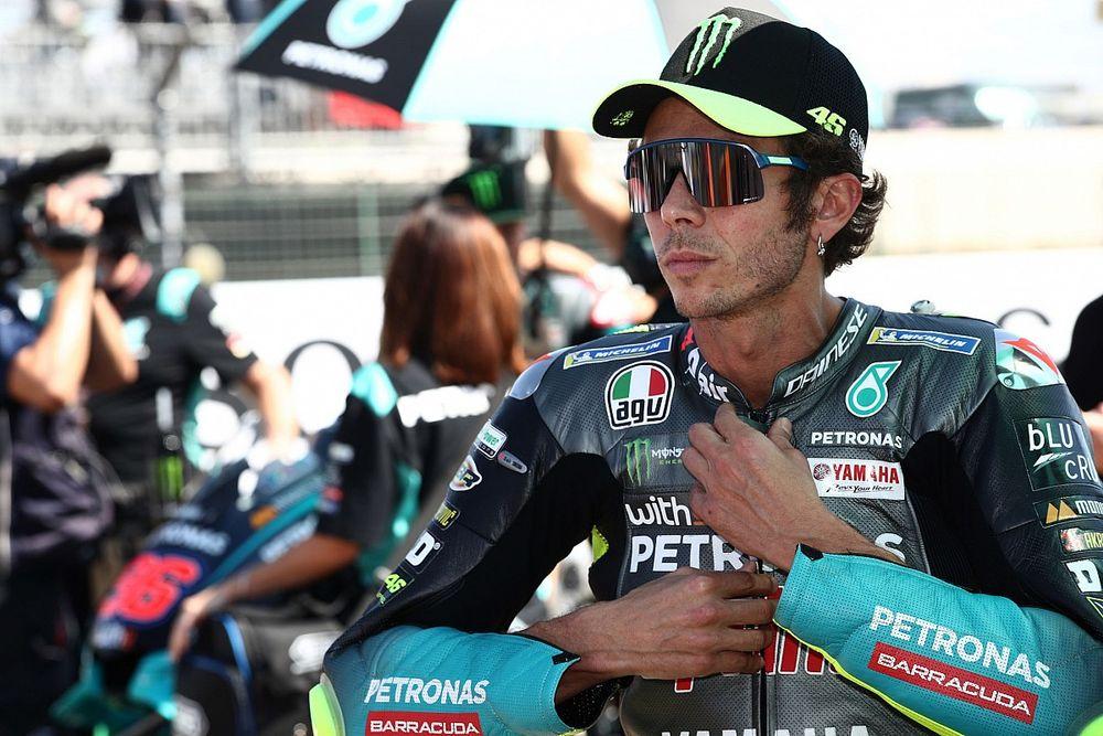 ロッシ、チームメイトとしてMotoGPに復帰するドヴィツィオーゾを歓迎「彼はMotoGPにとって重要な存在」
