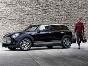 MINIクラブマンの特別仕様車「サヴィル ロー エディション」がデビュー。モチーフは英国紳士、デザインは「伊勢丹新宿店メンズ館」とのコラボレーション
