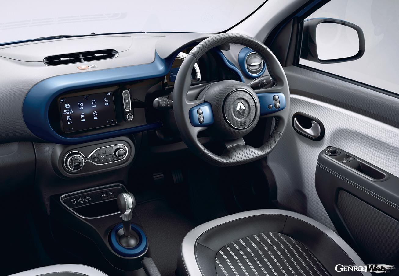 装備強化と意匠変更したルノー トゥインゴシリーズ発売開始