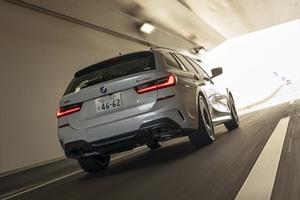 【国内試乗】「BMW M340i xドライブ・ツーリング」Mパフォーマンス仕立ての快速ワゴン