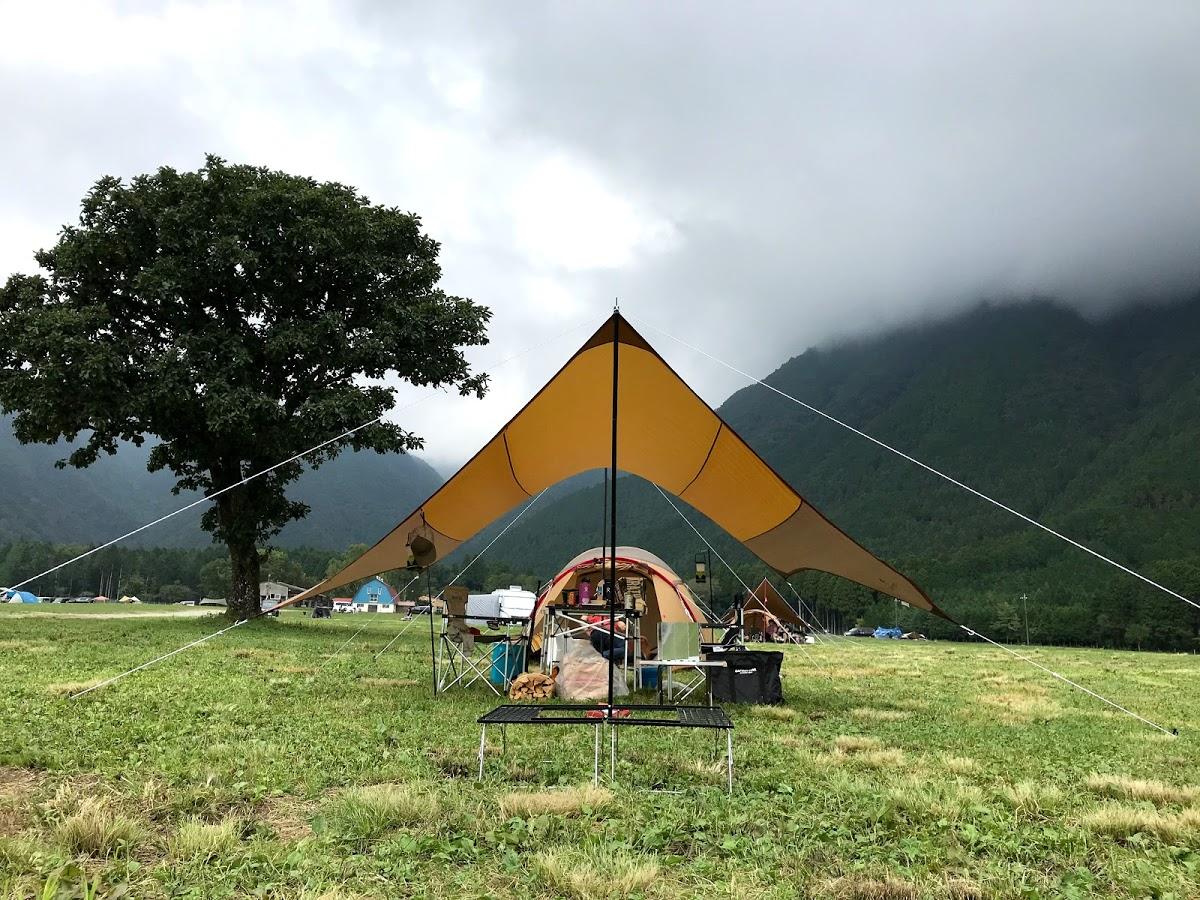 梅雨どきのアウトドアは全然「あり」!「雨キャンプ」を100倍楽しむ方法