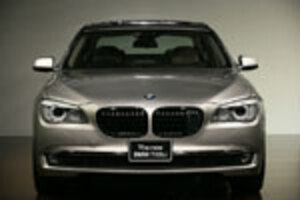 最新テクノロジー満載 BMW 7シリーズ発表