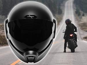 未来をその手に! 次世代スマートヘルメット「CrossHelmet X1-NKD」が11/26にオンラインショップ限定で発売