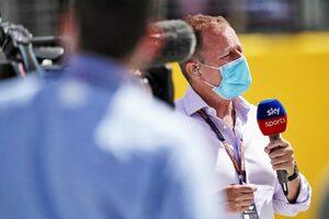 F1コメンテーターのブランドル、アメリカGPを訪れたセレブ関係者の振る舞いを批判「マナーと敬意を学んでほしい」