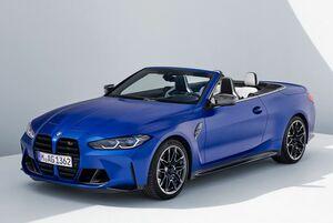 BMW Mハイパフォーマンスモデルのカブリオレモデル「M4 Cabriolet Competition M xDrive」が日本デビュー