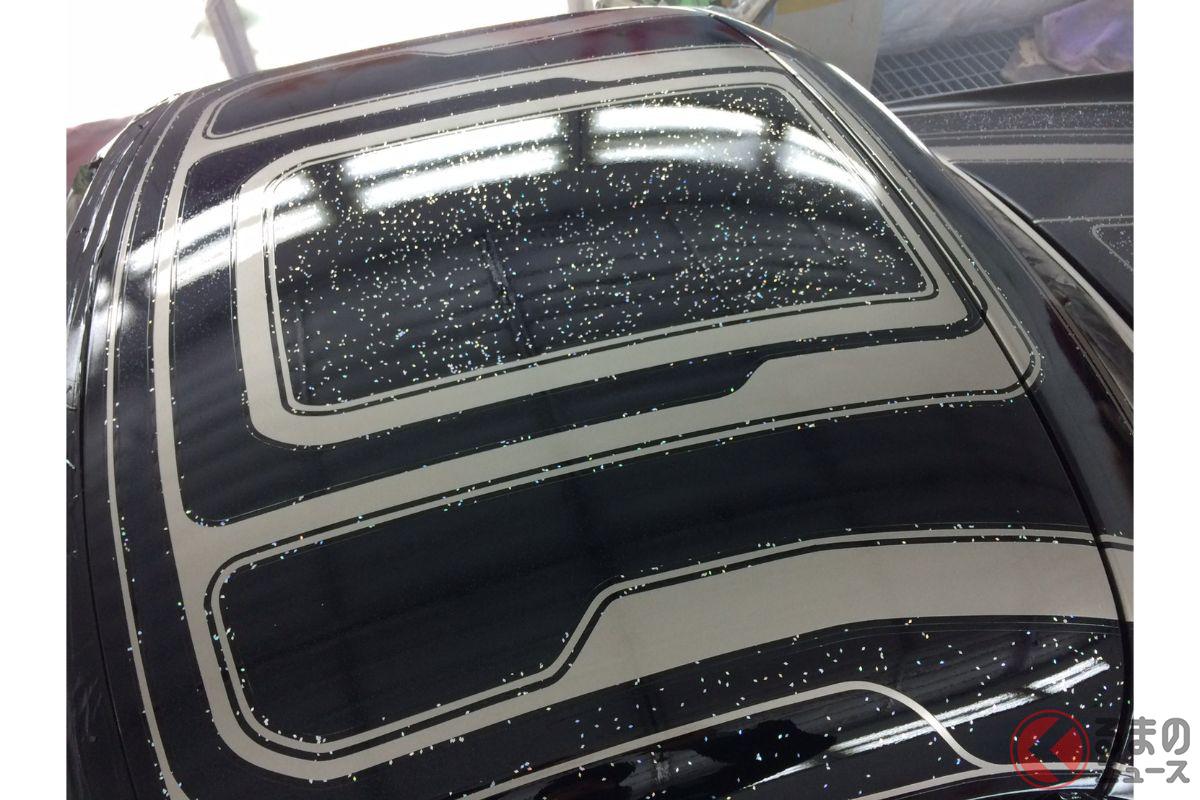 小さな高級車爆誕! 黒光りする「ベンツ・コペン」 硬派なスチールボディが激アツ
