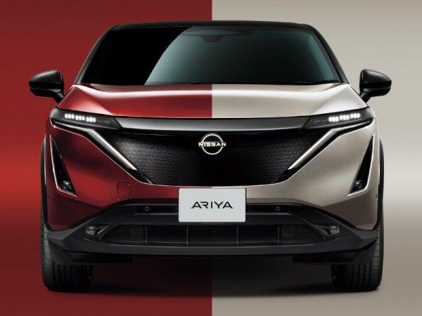日産 新型アリア 日本で正式発表!! 国内限定車は660万円も標準車はもっと安い!?
