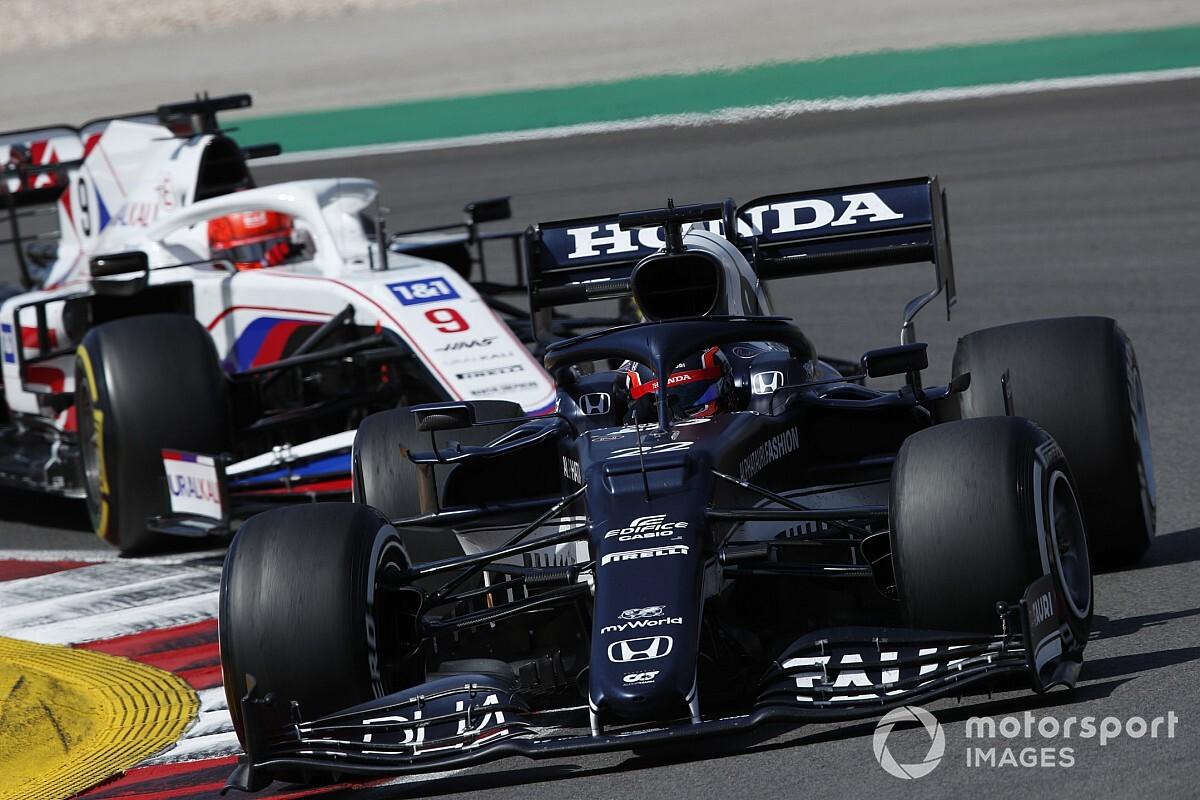 アルファタウリの角田裕毅、馴染みのカタルニアで初日7番手発進「自信を持ってドライブできた」|F1スペインGP