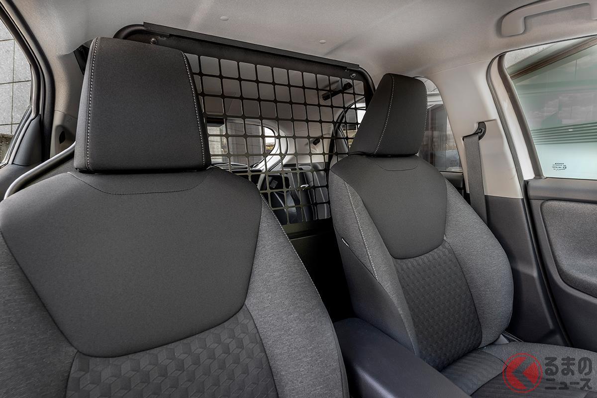 2人乗りのトヨタ新型「ヤリス バン」発表! 意外性のあるクルマ3選