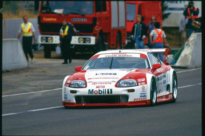 【忘れがたき銘車たち】スープラがル・マン24時間で見た現実『トヨタ・スープラ LM GT』