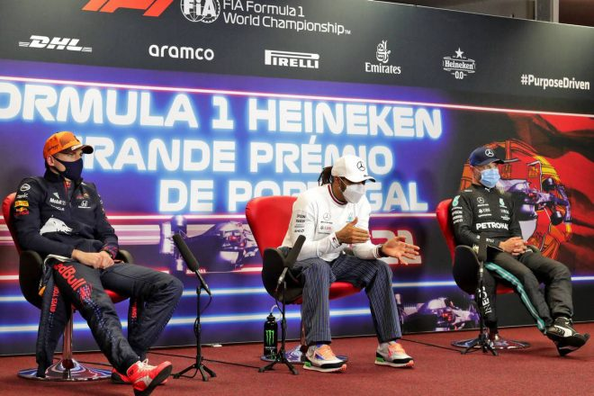 F1第3戦ポルトガルGP決勝トップ10ドライバーコメント(2)