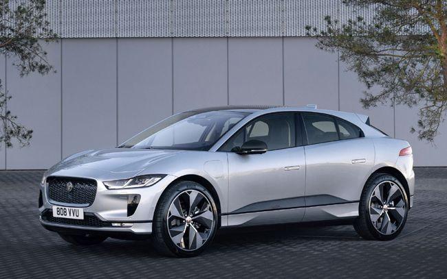 フルバッテリー電気自動車のジャガー・Iペイスの2022年モデルが日本での受注を開始