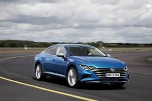 VWアルテオンにプラグインHVモデル登場。50km後半のEVレンジで本国は約650万円