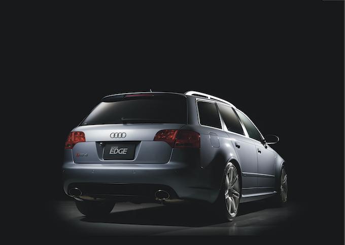 【名車への道】'07 アウディ RS4アバント