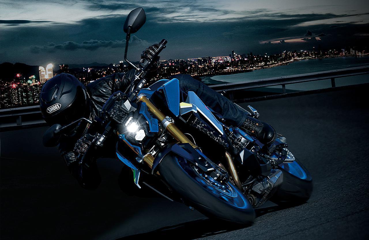 スズキが新型「GSX-S1000」を発売! スタイリング一新、電子制御装備を充実&最高出力もアップ