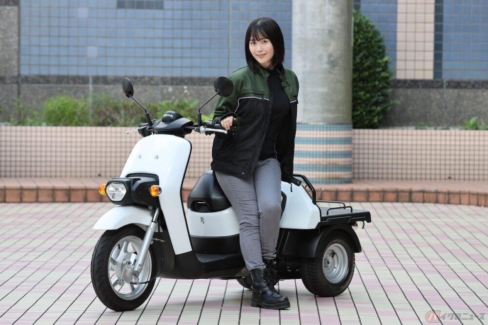 「夜道雪のちょっと寄り道」、ホンダのビジネス用電動三輪スクーター「ジャイロ e:」に乗ってみました!