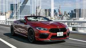 【試乗】BMW M8カブリオレ コンペティションは華麗で贅沢、そして格段に速いスーパーオープンスポーツ