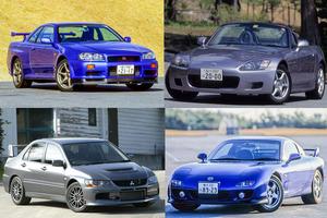 古くなるほど価格が上がる! 待っても買い時がこない「超高値」国産スポーツカー5選