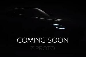 【ついにスタイルが明らかに】日産新型「フェアレディZ」 9月16日にプロトタイプ公開