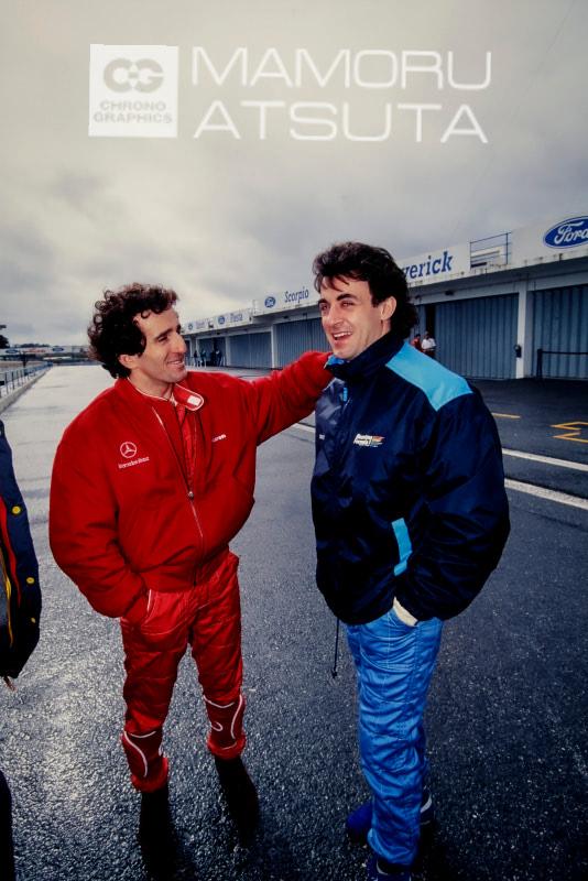 マックス・フェルスタッペンのお父さんってどんなドライバーだった?〈1996年〉【連載第21回目:熱田護のF1勝手に片思い】