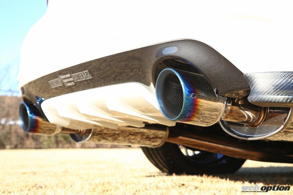 「これが日本最速のスカイライン400Rだ!」お手軽ブーストアップ仕様で300キロ突入か!?