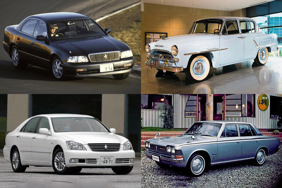 65年で15代の超長寿車クラウン! マニアが独断と偏見で選ぶトップ5
