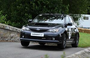 F1やWRCの「コスワース」仕立ての怪物市販車! 英国SUBARU公認の「WRX STI CS400 Cosworth」が凄すぎて笑う