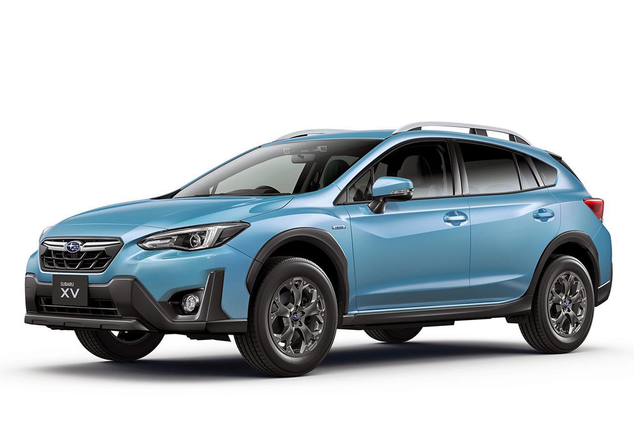 e-BOXER搭載スバル XVに、ベース車+5万5000円で特別装備を10点採用した特別仕様車「スマートエディション」発売