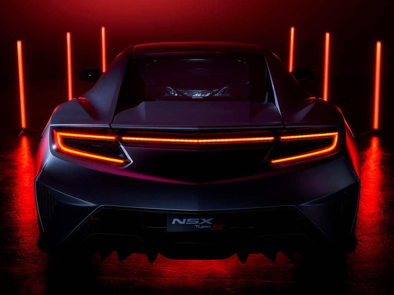 これが最終モデル! ホンダが「NSX タイプS」の情報を世界初公開。デザインを大幅変更か
