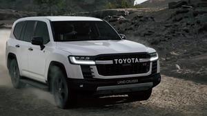 【なぜ?】新型トヨタ・ランドクルーザーに「走り仕様」 GRスポーツ設定のワケ
