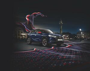 クルマとファッションの融合! DS3クロスバック特別仕様車「イネス・ド・ラ・フレサンジュ」発売